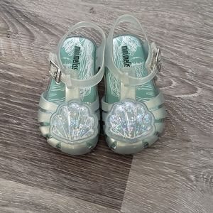 Mini Melissa jelly sandle shoes